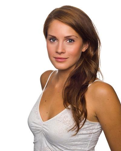 Portrait Picture Of Beautiful Female