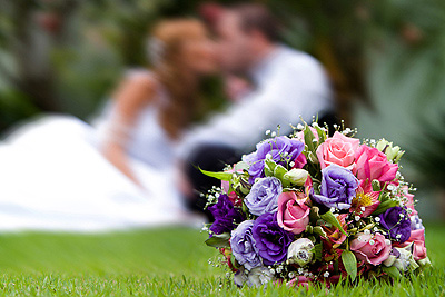 Wedding Photography Tips - Wedding Bouquet