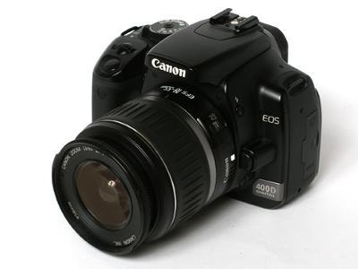 Canon 400D EOS Rebel XTI Digital SLR