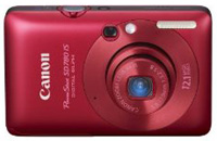 Canon PowerShot ELPH SD780IS Digital Camera