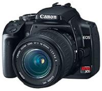 Canon EOS 400D Rebel XTI