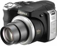 Fujifilm Finepix S8100FD 10MP Digital Camera, 18x Image Stabilized Optical Zoom