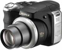 Fujifilm Finepix S8100FD 10MP Digital Camera, 18x Image Stabilized Optical Zoom