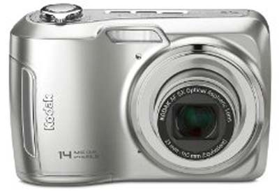 Picture of the Kodak EasyShare C195 Silver