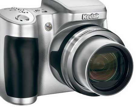 Kodak EasyShare Z650 Digital Camera