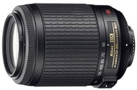Nikon 55-200mm Zoom Nikkor Lens