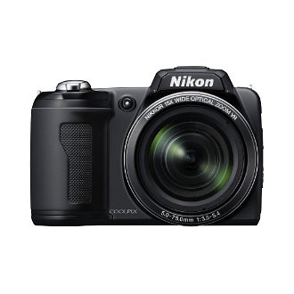 Nikon Coolpix L110 12MP Digital Camera