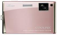 Nikon Coolpix S60 Digital Camera