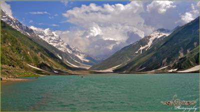 Lake Saifulmalook with 18-55 AF-S