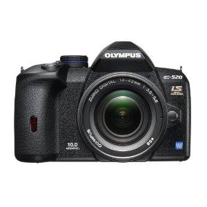 Olympus E520 Digital SLR Camera
