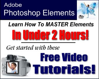 Digital Photography Tricks - Photoshop Elements Tutorial Videos