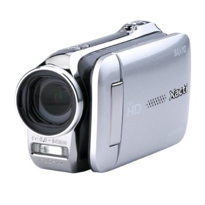 Sanyo VPC-GH2 High Definition Camcorder