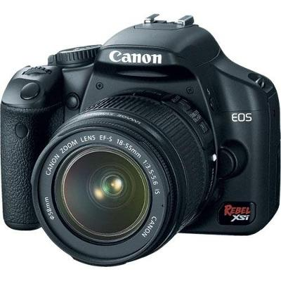 Canon Rebel XSi Available From Amazon.com