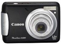 Canon PowerShot A480 Digital Camera