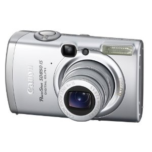 Canon PowerShot SD850 IS