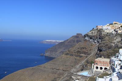 The Greece Coast... Such Beauty...