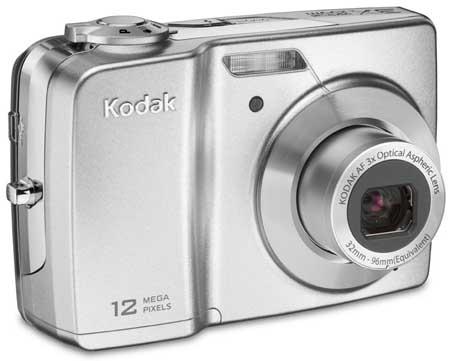Kodak EasyShare C182 Digital Camera Silver