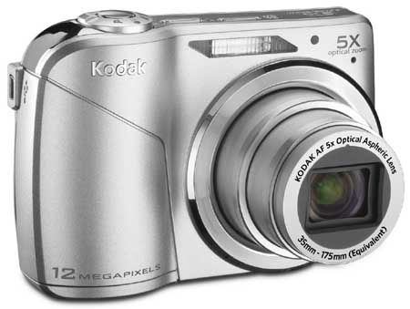 Kodak EasyShare C190 Digital Camera Silver