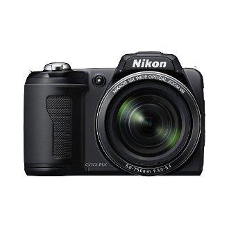 Nikon Coolpix L110 12MP Digital Camera
