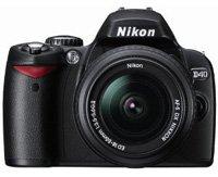 Nikon D40 DSLR