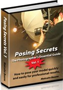 Posing Secrets - The Photographer's Essential Guide By Malcolm Boone