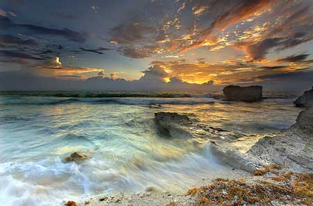 Trade Winds - A Classic Seascape Image from Isla Mujeres, Mexico - Expert Photography Tips & Advice